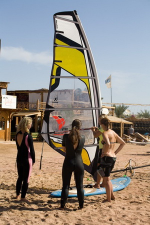 Windsurf Beauties Camp-2 в Дахабе